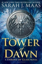 tower of dawn throne of glass