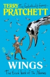 wings the third book of the nomes the bromeliad trilogy