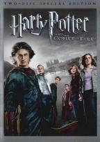 Harry Potter 4: Plameni pehar BD