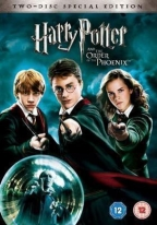 Harry Potter 5: Red feniksa BD