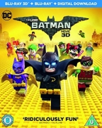 Lego Batman (3d) BD