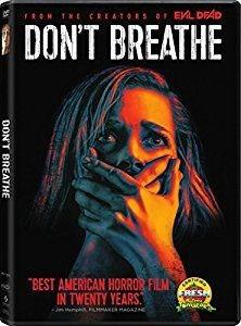 DVD, DON'T BREATHE-NE DIŠI