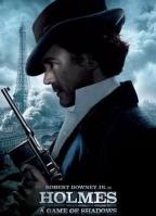 Sherlock Holmes 2: Igra sjena dvd