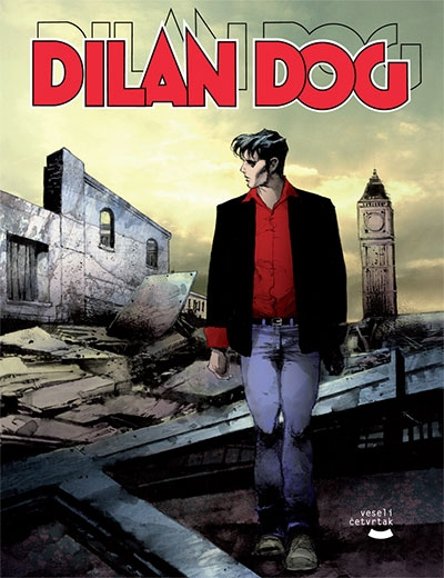 Dylan Dog knjiga 26