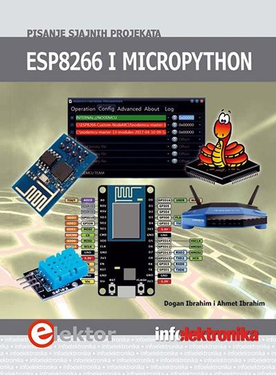 ESP8266 i MicroPython