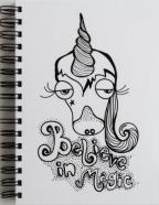 Škrabook - Believe in magic