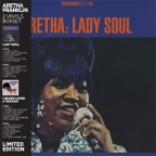 ARETHA FRANKLIN BOXSET: LADY SOUL & I NEVER LOVED A WOMAN (VINYL)