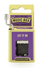 Let it be - music box