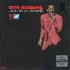 OTIS REDDING LIVE IN EUROPE (VINYL)