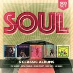 Soul: 5 Classic Albums