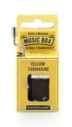 Yellow Submarine - Music Box