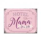 Metalni magnet - Hotel mama