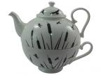 Čajnik - 4One,Reed Porcelain