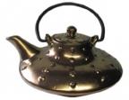 Čajnik - Japanese Honshu Bronze Ceramics