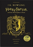 harry potter and the philosophers stone hufflepuff edition