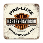 Podmetač - Harley Davidson pre-luxe white