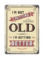 Razglednica - Getting old