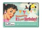 Razglednica - It's your birthday
