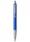 medium vector chrome trim point ballpoint pen