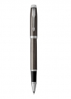 rollerball pen dark espresso with fine point black ink refill