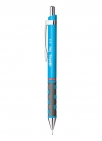rotring tikky mechanical pencil hb 05 mm light blue