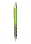 rotring tikky mechanical pencil hb 05 mm neon green