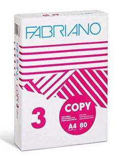 Fabriano fotokopir papir - A4/80gr COPY 3 500l