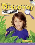 DISCOVER ENGLISH STARTER, ENGLESKI JEZIK, RADNA SVESKA ZA 3. RAZRED OSNOVNE ŠKOLE