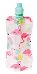Fleksi flaša za vodu, Flamingo