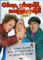 GLUP, GLUPLJI, NAJGLUPLJI, DVD