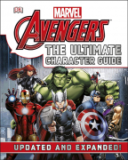 MARVEL THE AVENGERS THE ULTIMATE CHARACTER GUIDE (DK)