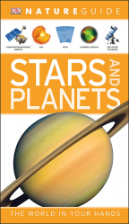 NATURE GUIDE STARS AND PLANETS (DK)