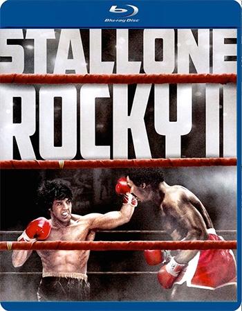 ROCKY 2, BLU-RAY