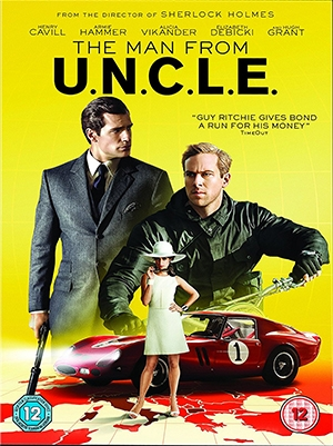 ŠIFRA U.N.C.L.E., DVD