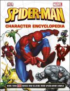 SPIDER-MAN CHARACTER ENCYCLOPEDIA (DK)