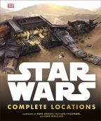 STAR WARS COMPLETE LOCATIONS UPDATED EDITION (DK)