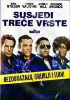 SUSJEDI TREĆE VRSTE, DVD