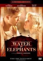 Voda za slonove, dvd