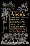 alices adventures in wonderland unabridged with poems letters biography gothic fantasy