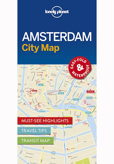 AMSTERDAM CITY MAP (TRAVEL GUIDE)