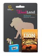 Bukmarker - Woodland Lion