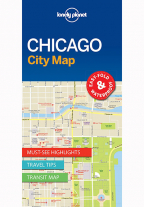 CHICAGO CITY MAP (TRAVEL GUIDE)