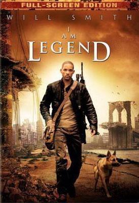 DVD - JA SAM LEGENDA