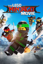 Lego Ninjago movie, dvd