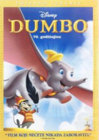 DVD - SLONIC DUMBO PLATINUM (NOVO)