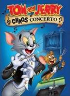 Tom i Jerry: Totalni kaos, dvd