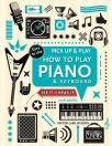 how to play piano keyboard pick up play