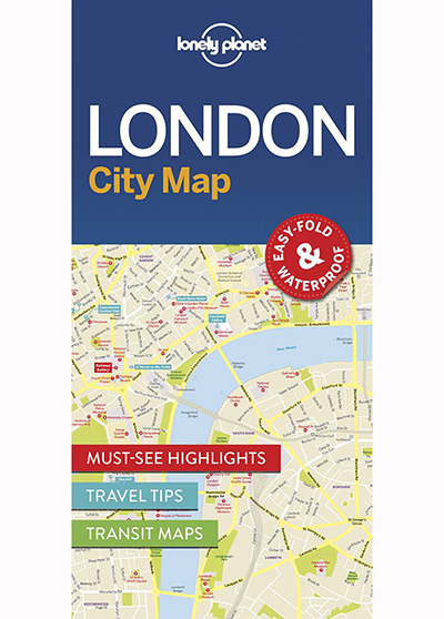 LONDON CITY MAP (TRAVEL GUIDE)