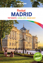 LONELY PLANET POCKET MADRID (TRAVEL GUIDE)
