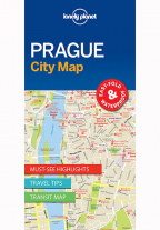 PRAGUE CITY MAP (TRAVEL GUIDE)
